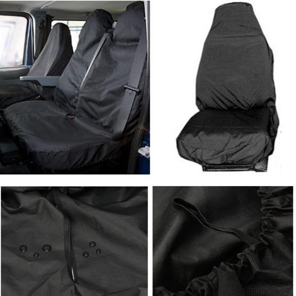 2+1 Set Seat Covers Protectors LWB MWB SWB Driver And Bench For