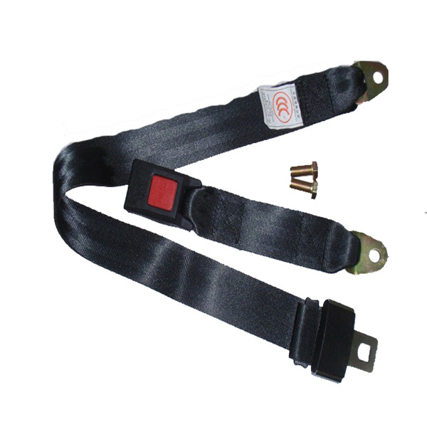 Car Seat Belt Two Point Seatbelt For Van/School Bus/Passenger Ca