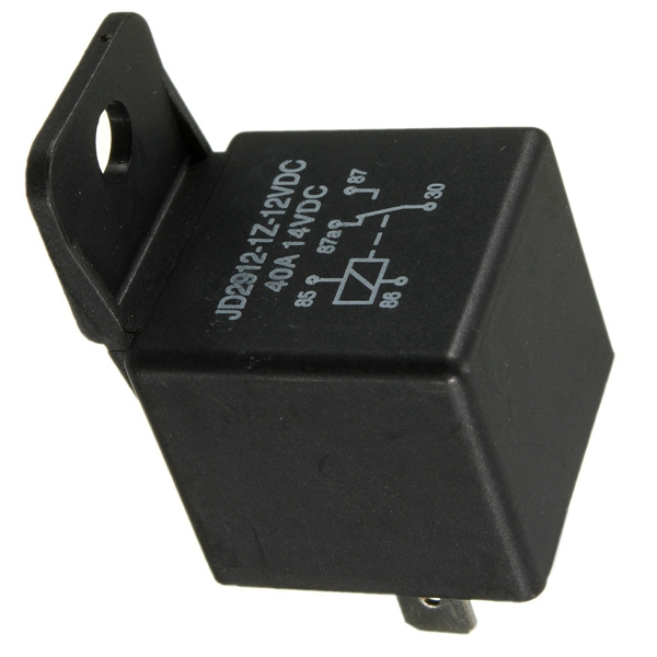 12V 40A 5 Pin Motorcycle Auto Motor Bike Boat Plug Relay