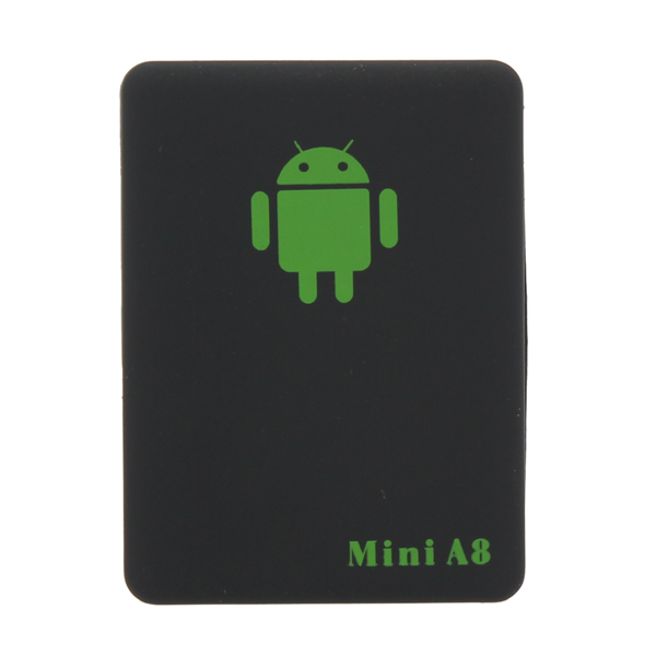 Mini A8 Global Real Time GPS Tracker A8 GPRS GPS Tracking Device