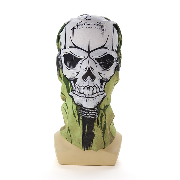 Skull CS Mask Windproof Headscarf Cycling Face Guard Masks Scarv