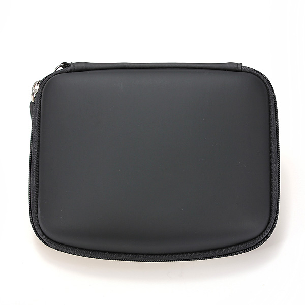 Black Large Carry Case Cover 5 Inch Car Sat Nav Holder for GPS