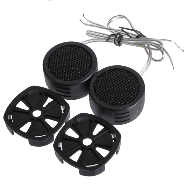 Car Loudspeaker HF Components High Pitch Super Power Dome Tweete