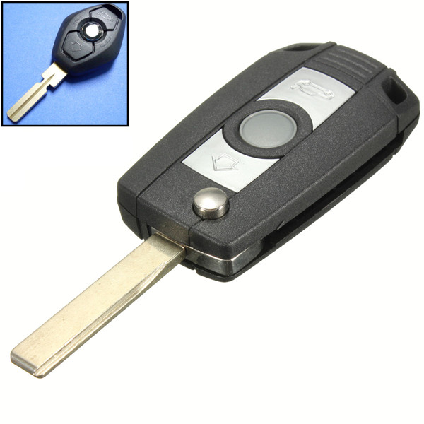 Remote Key Case Shell for BMW E81 E46 E39 E63 E38 E83 E53 E36 E8