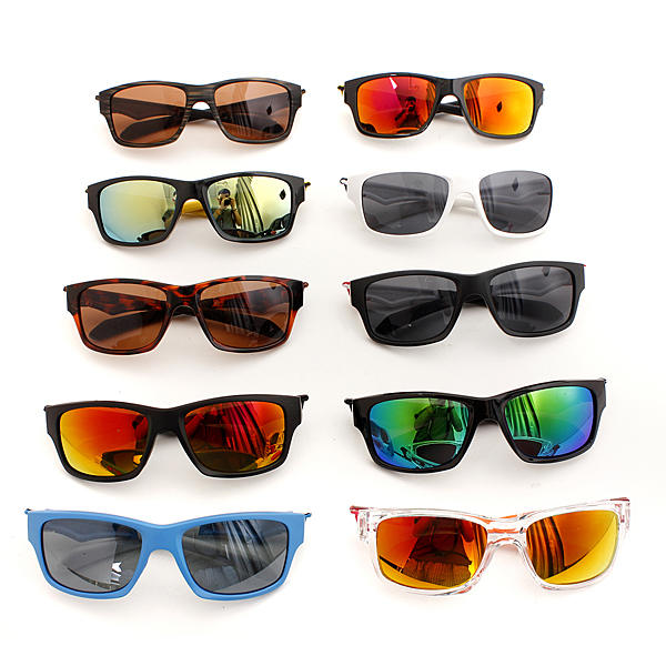 10 Colors UV400 Sun Glasses Riding Bicycle Sports Protective Gog