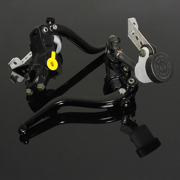7/8 Inch Motorcycle Bicycle Handlebar Hydraulic Brakes