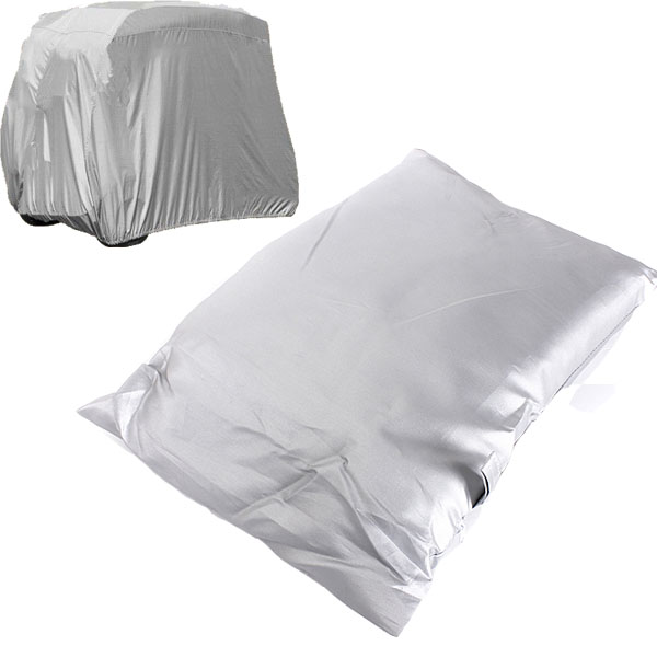 2 Passengers Golf Cart Cover Universal For Yamaha EZ-GO Club Car