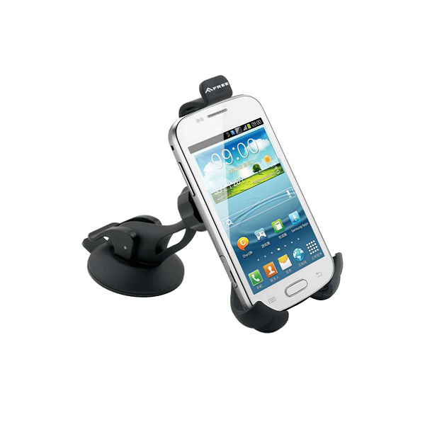 360 Degrees Car Cellphone Holder for iPhone Samsung GPS