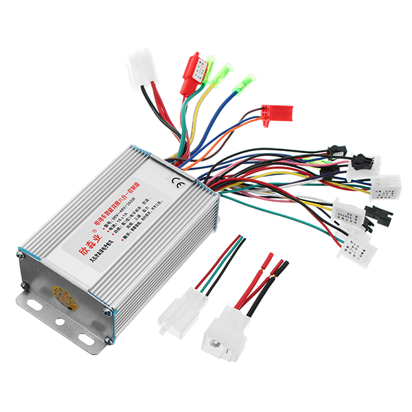 36V/48V 350W Brushless Motor Controller E-bike Scooter EABS with
