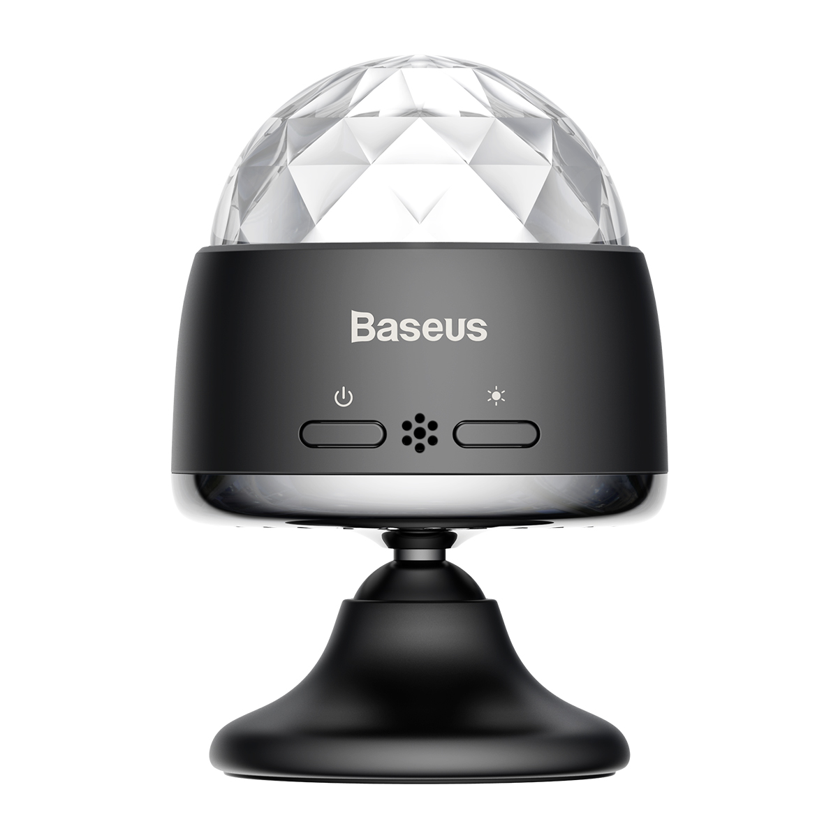 Baseus Rotating Voice Control Car Crystal Magic Ball Light Atmos