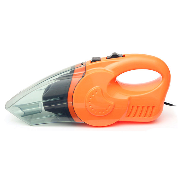 12V 120W Car Interior Vacuum Cleaner Handheld Wet Dry Dual Use D