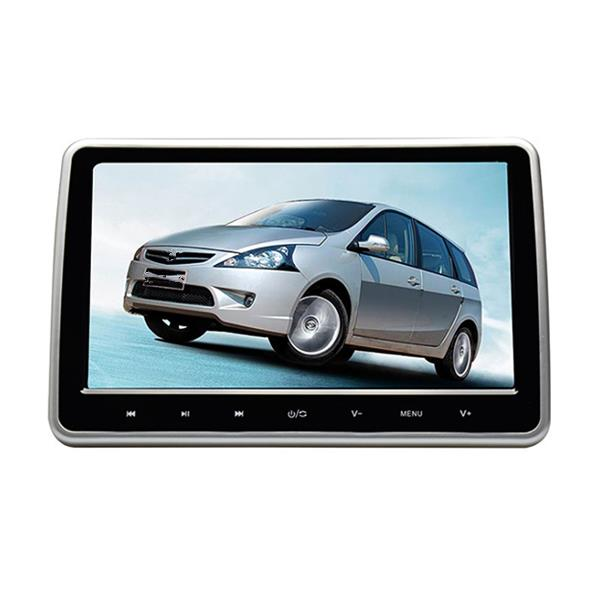 10.1 Inch HD Digital LCD Screen Car Head Rest Monitor DVD USB SD