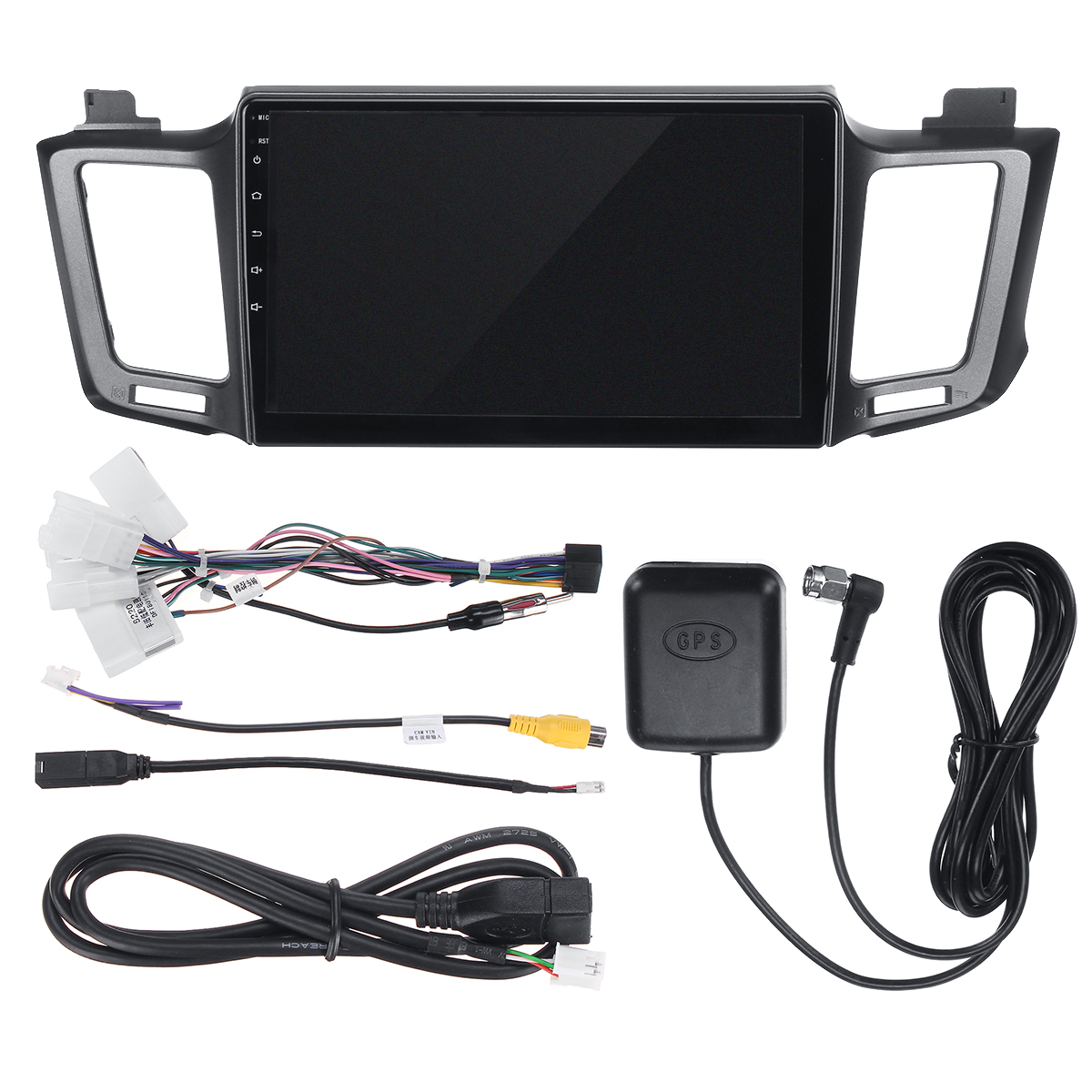10.1 Inch Touch Car Stereo Radio bluetooth USB for TOYOTA RAV4 2