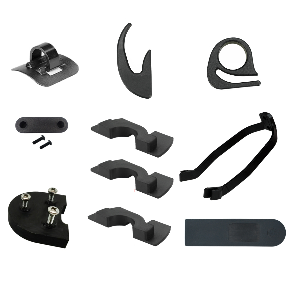 10PSC Red/Black/White Starter Kit  Scooter Accessories For Xiaom