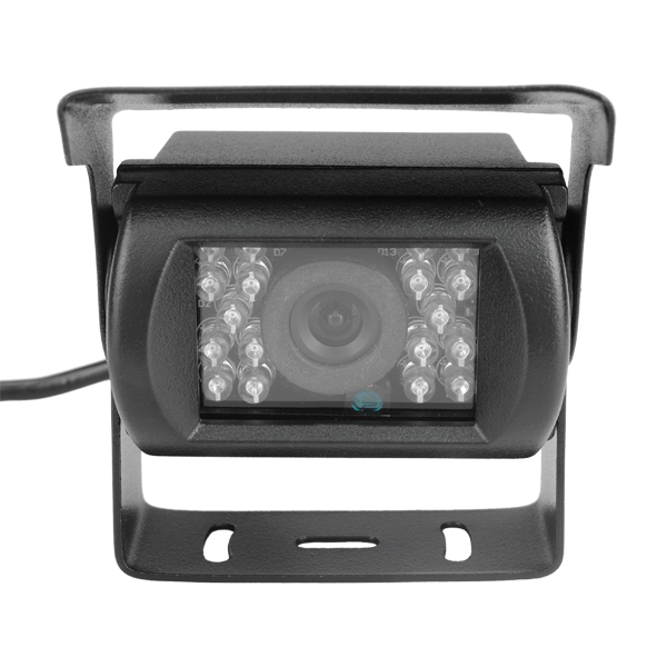 CCD Car Truck IR 12V 24V Color Reversing Camera