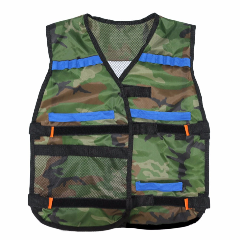 54*47cm Outdoor Tactical Adjustable Vest Kit CS Games Hunting Ar