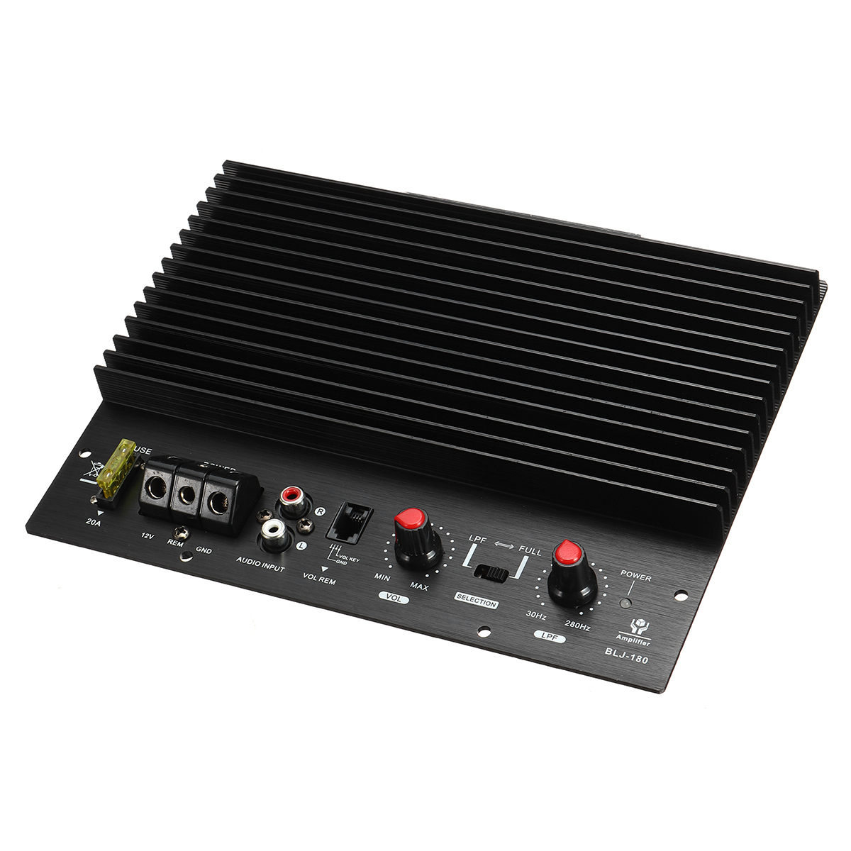 12V 1000W Car Audio High Power Amplifier Board Powerful Bass