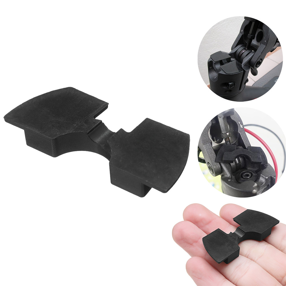 0.8/1.2/1.5mm Rubber Vibration Damper Pad For Xiaomi Mijia M365