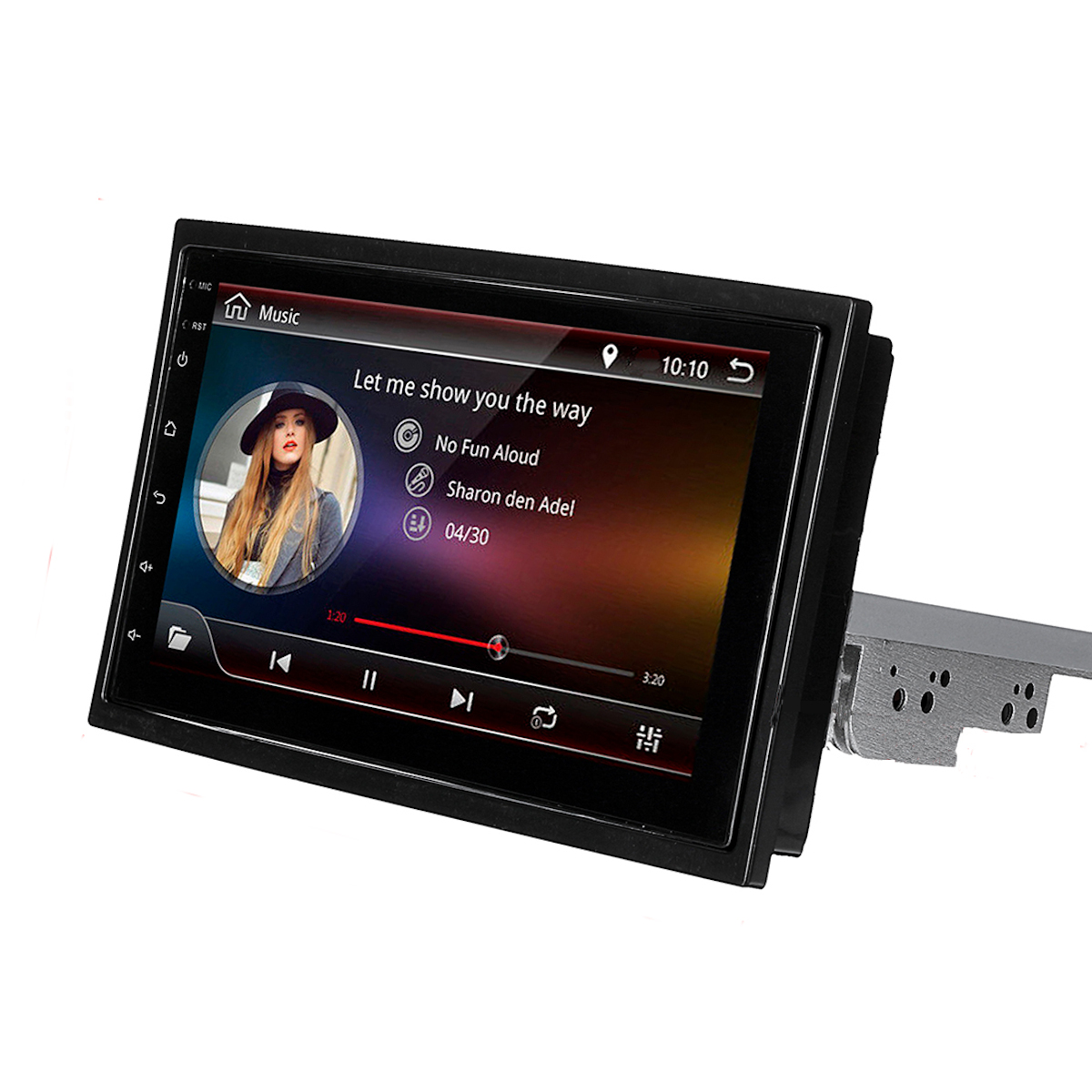 10.1 Inch 1 Din for Android 8.1 Car MP5 Player Radio Stereo 4 co