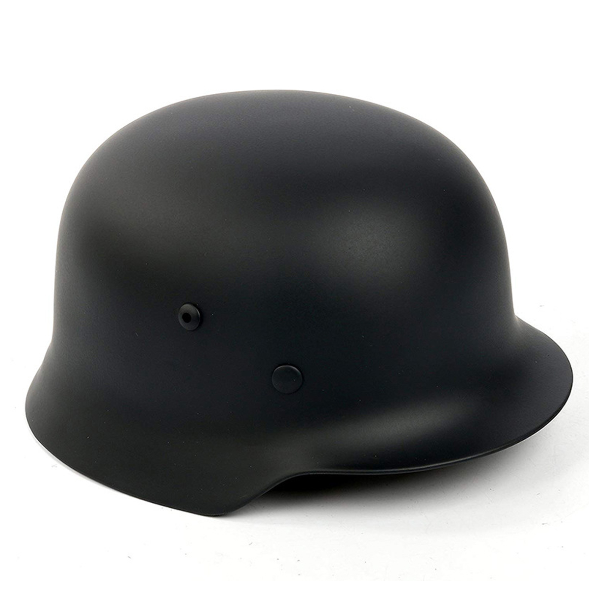 Black Army M35 M1935 Steel Helmet Video Props Cosplay Tools Coll