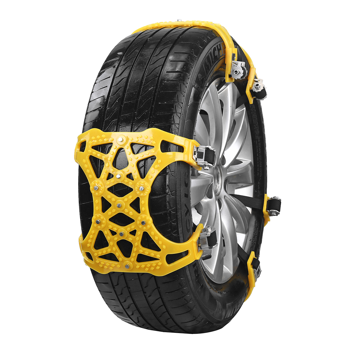 Anti Slip Universal Car Truck SUV Tire Width 165-275 Emergency S