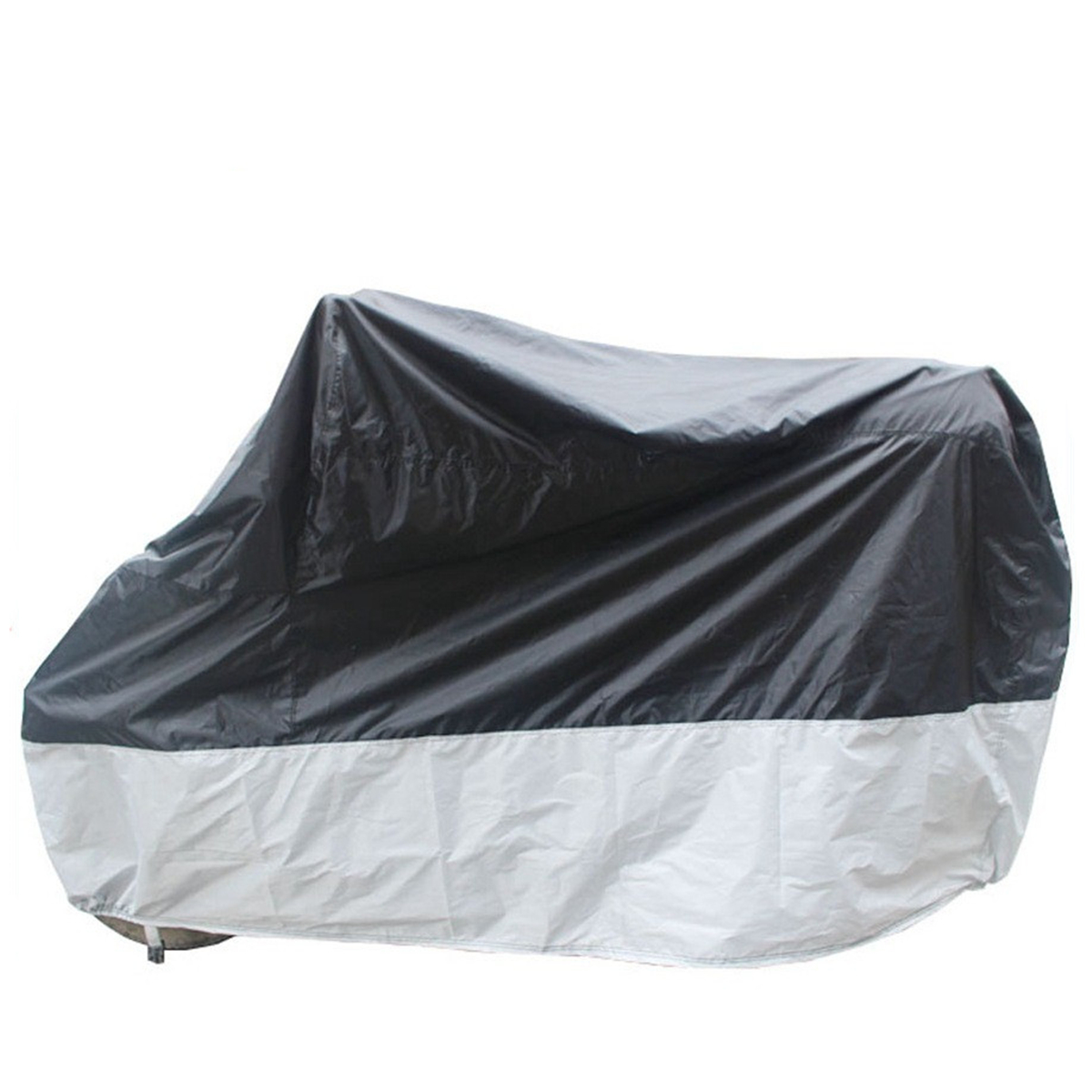 190T XXXXL Motorcycle Cover Rain Dust Waterproof Protector 290*1