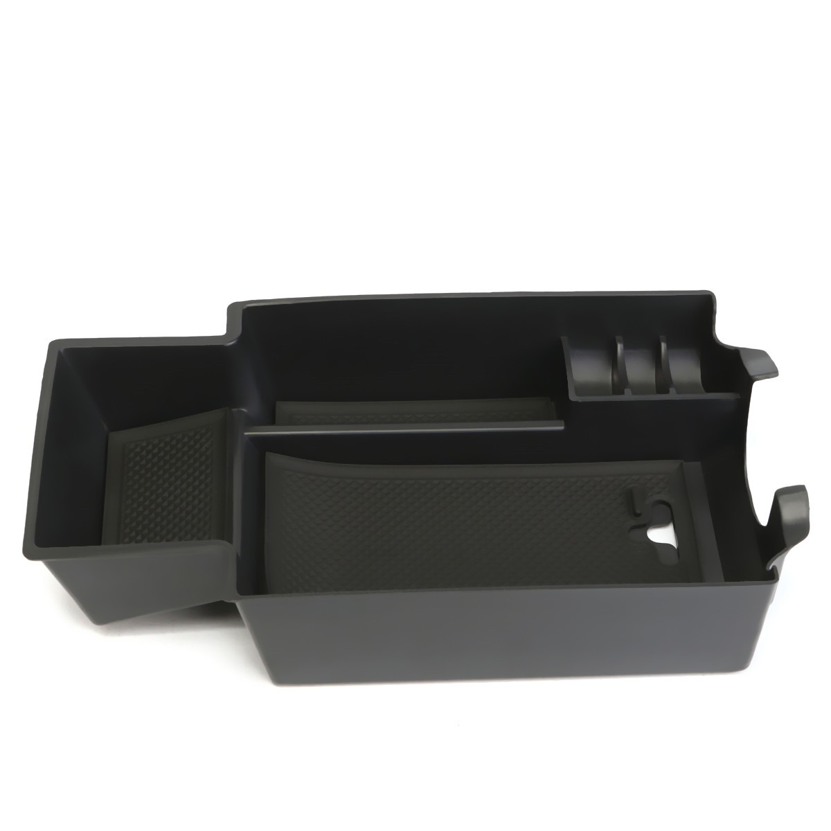 24CM Car Central Storage Box Holder w/Anti-skid Pads For Benz A