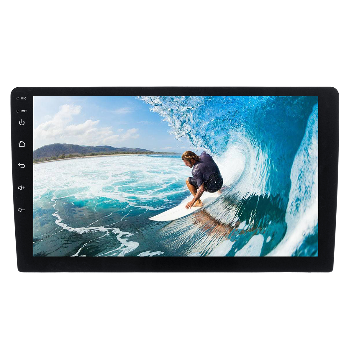 10.1 Inch Double Din For Android 8.1 Car MP5 Player 1+16G Voice