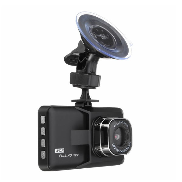 3.0Inch HD 16:9 1080P Car DVR Video Recorder Camcorder Dash Came