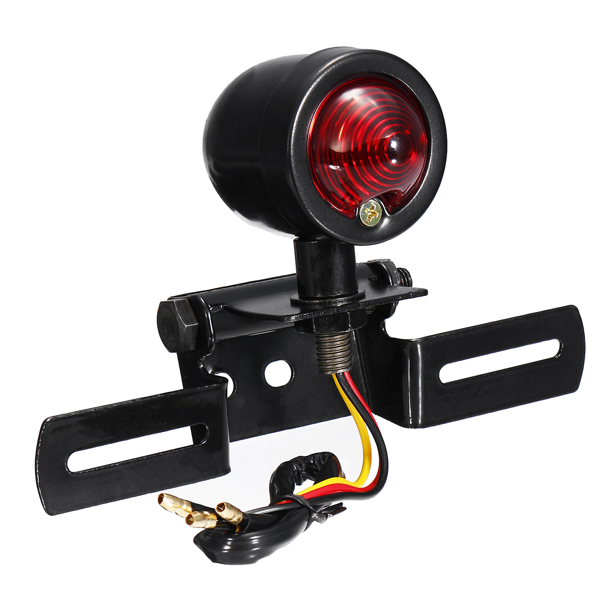 12V Motorcycle Tail Brake Rear Indicator Light Stop For Harley B
