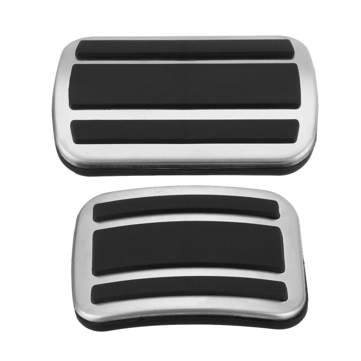 Car Brake Gas Pedal Cover Non-Slip Pad for Peugeot 3008/3008 GT