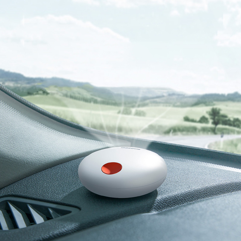 Baseus Flower Shell Mini Portable Aromatherapy Diffuser Car Air
