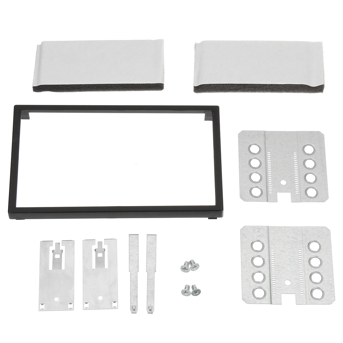 Car 6.2 2 Din 178x100mm Dashboard Panel Universal Installation S