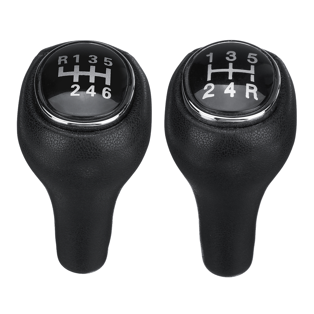 5 6 Speed Gear Shift Knob For Ford Focus MK1 1998-2005 Black
