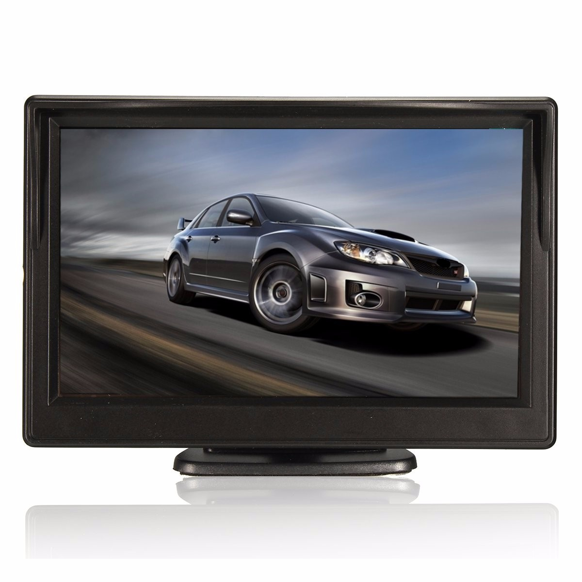 5 inch TFT LCD Car Rear View Camera Backup Reverse Monitor Parki