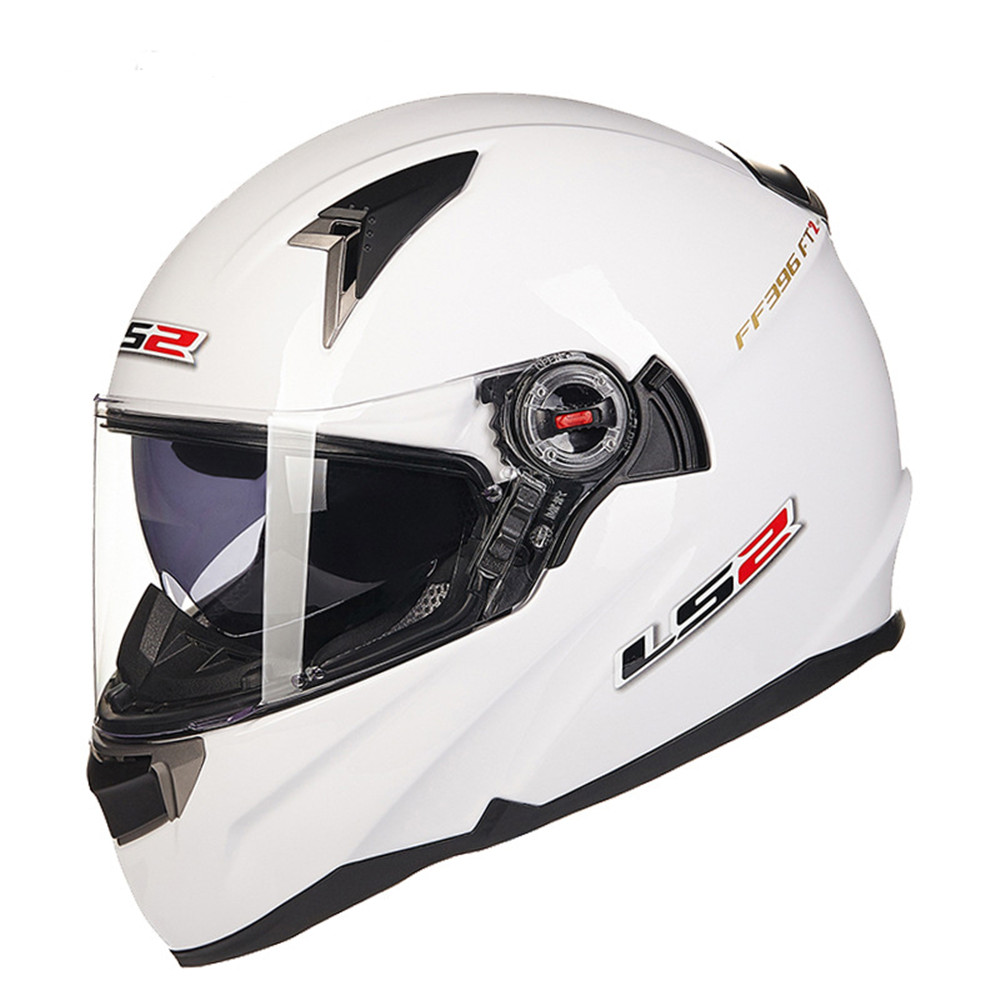 Motorcycle Full Face Helmet With Inner Sun Shield Outdoor Racing