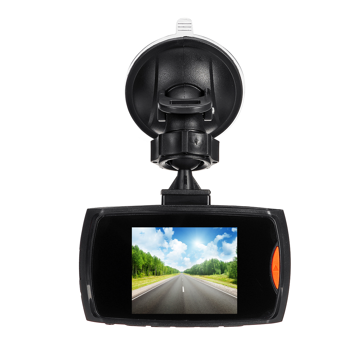 2.7 Inch LCD Car DVR Camera Full HD 1080P 170 Degree Dashcam Vid