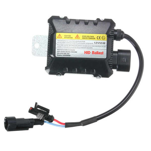 12V 55W or 35W Slim Car Xenon HID Ballast Waterproof For H1 H3 H