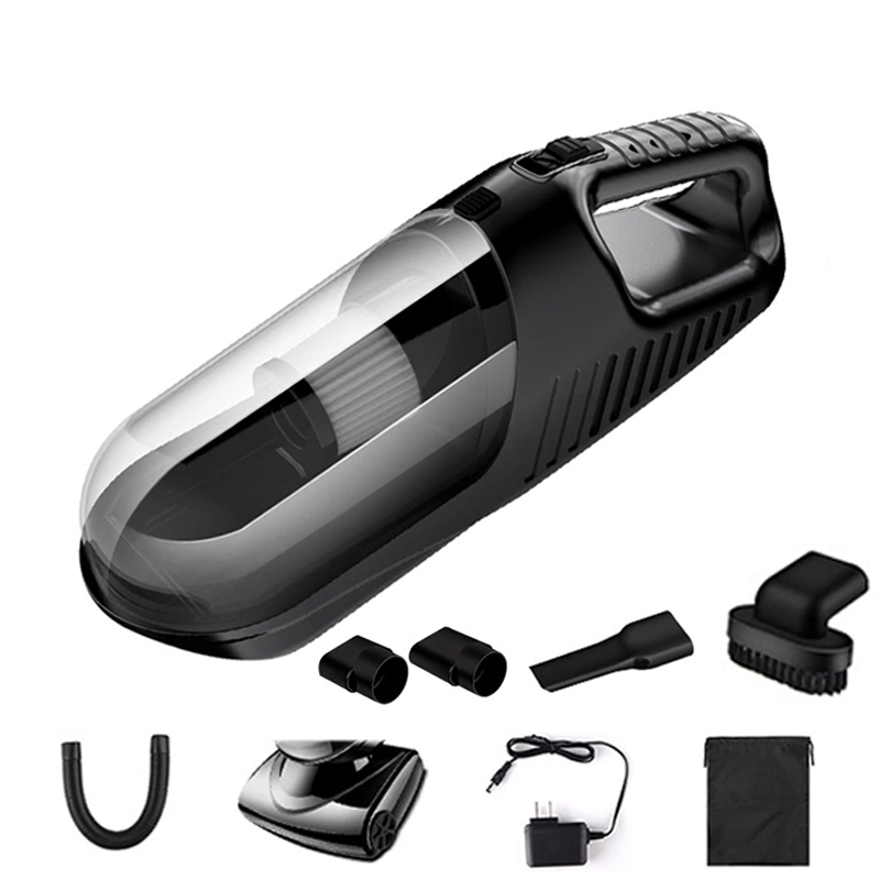 120W Wireless Car Home Vacuum Cleaner