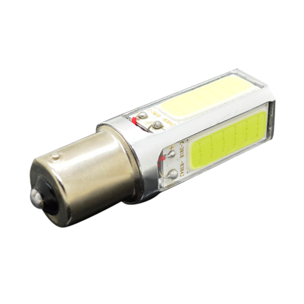 1156 BA15S COB DC12V 20W 800LM White 6000K Car LED Tail Reverse