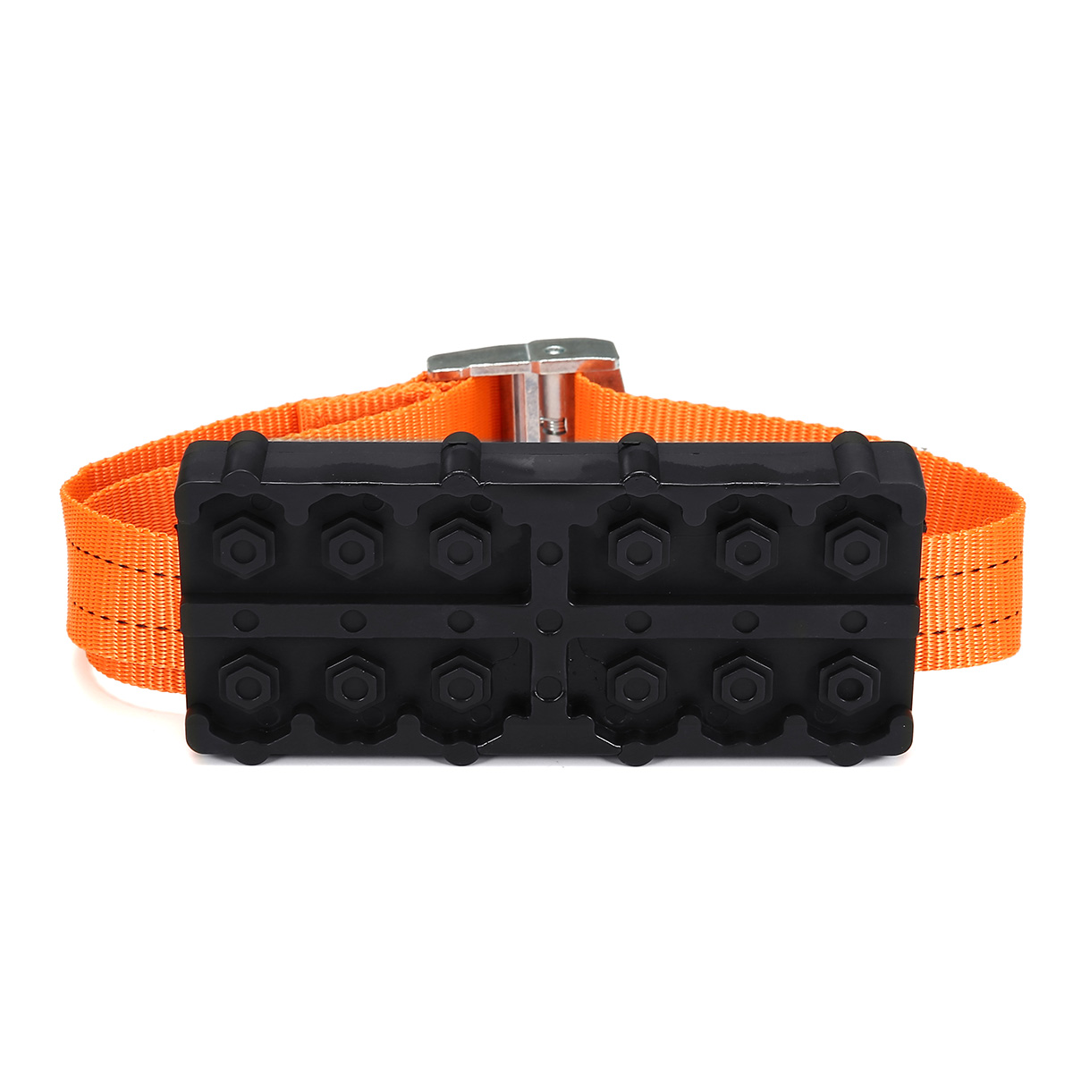 Car Tire Anti-Skid Block Vehicle Emergency Snow Mud Sand Chain U