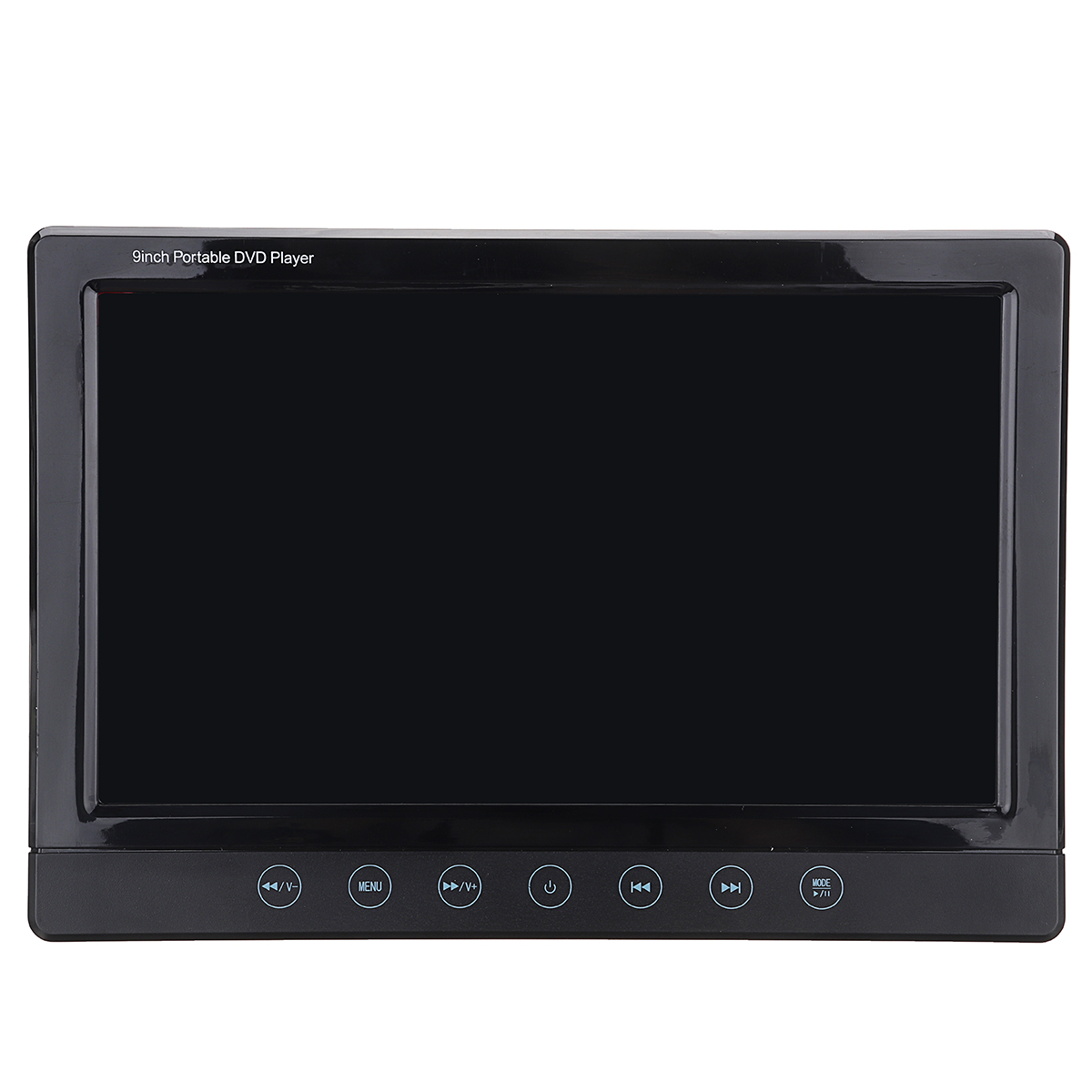 Universal 9 Inch Digital TFT LCD Car DVD Player Headrest Monitor