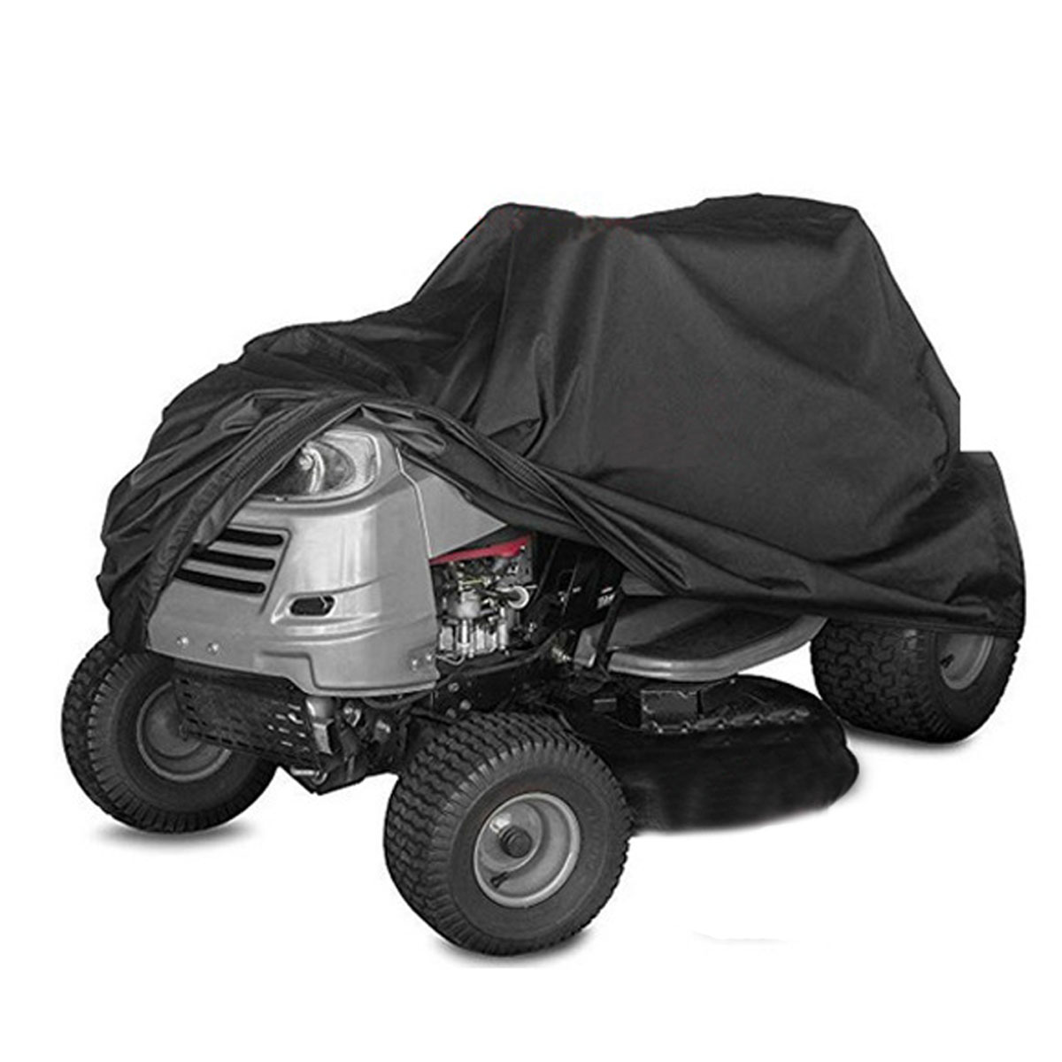 210D ATV Tractor Lawn Mower Motorcycle Furniture Cover Waterproo